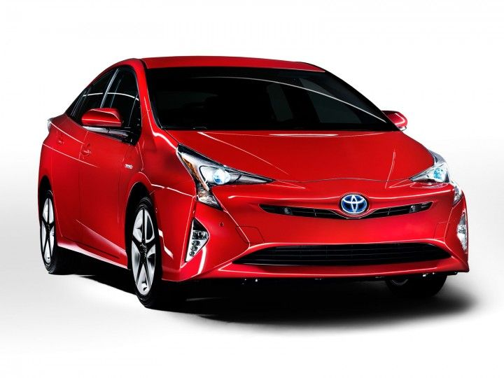 New Toyota Prius Gets Bolder And Weirder Look Cardesign