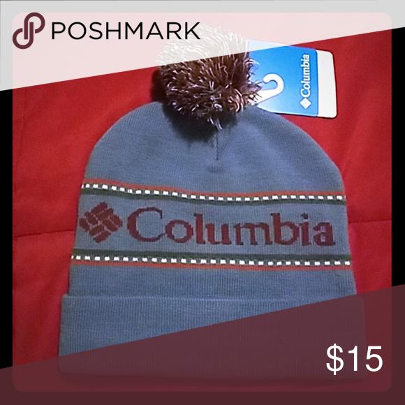 47a9a30c80c10 Columbia Women s Beanie CSC Logo Beanie Columbia Accessories Hats