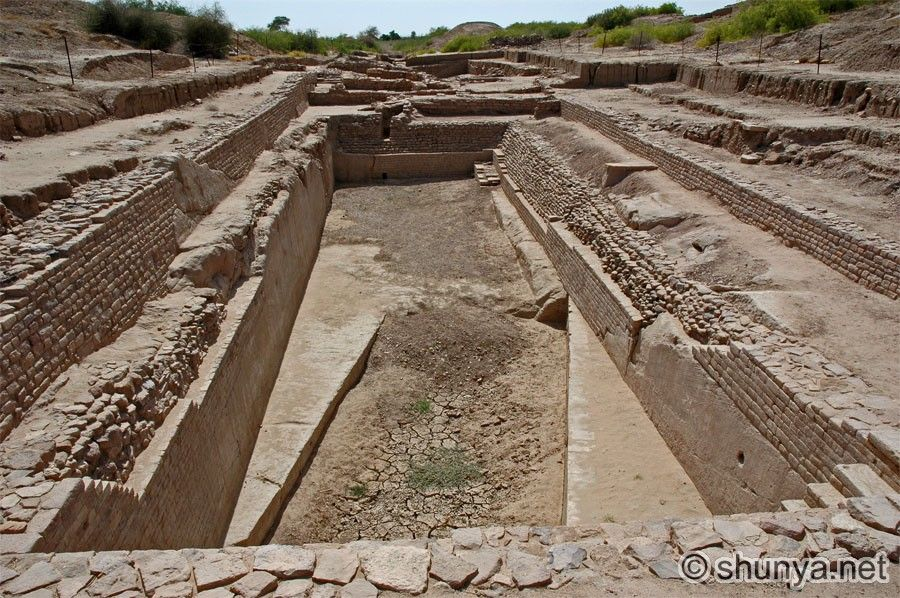 a history of the harappan civilization an indus valley society The harappa city was built on the bank of the indus river, which is in present pakistan after the partition of india but it represents the whole human history of building civilization and culture.