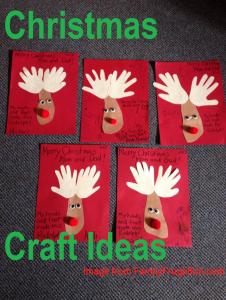 Kindergarten Christmas Craft Ideas Christmas Crafts Navidad