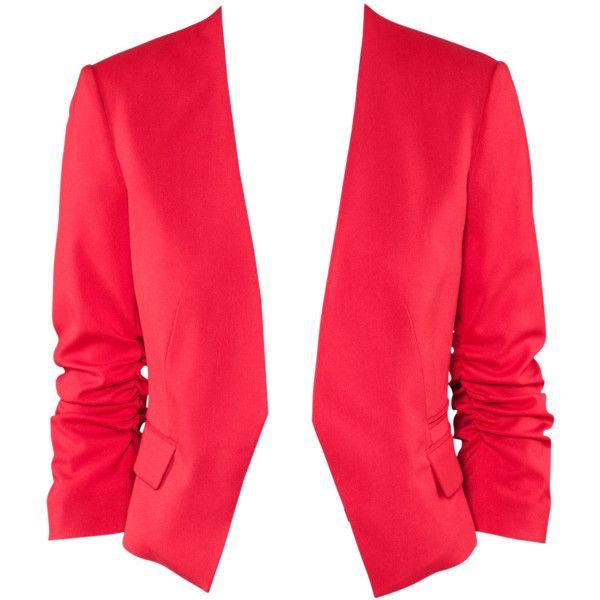 H Jacket $160 ❤ liked on Polyvore