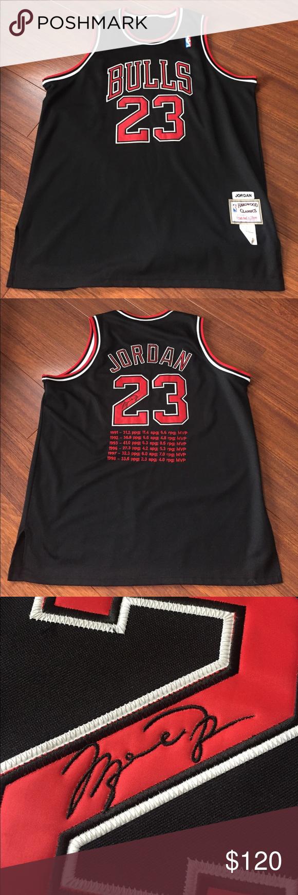 Michael Jordan Hardwood Classics Jersey Clothes Design Fashion Fashion Design