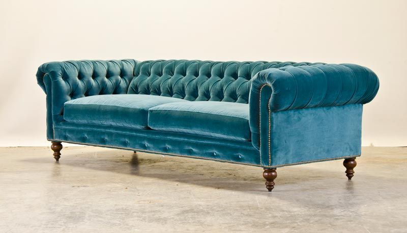 Chesterfield in Pavo