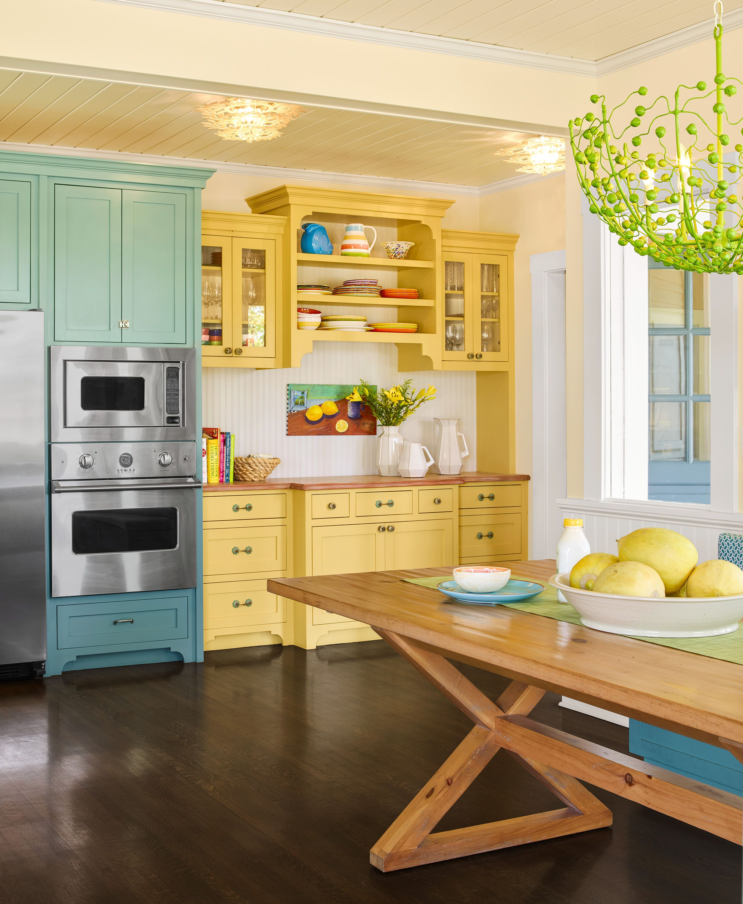 Bright Ideas for a Colorful Whole House Remodel | White box ...