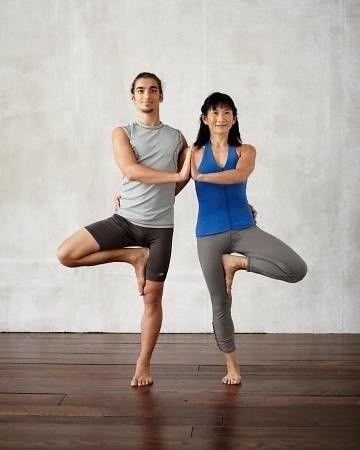 pinsatyadevaishvama on couples yoga asanas