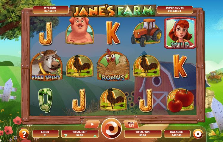 Spiele Jane'S Farm - Video Slots Online