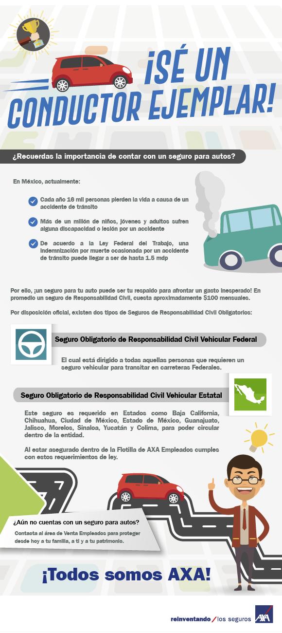 ¡Un seguro de auto puede ser tu respaldo para afrontar cualquier gasto inesperado, protégete, cumple con la ley y disfruta de tus viajes!  #Auto #AXAMéxico #AXASeguros