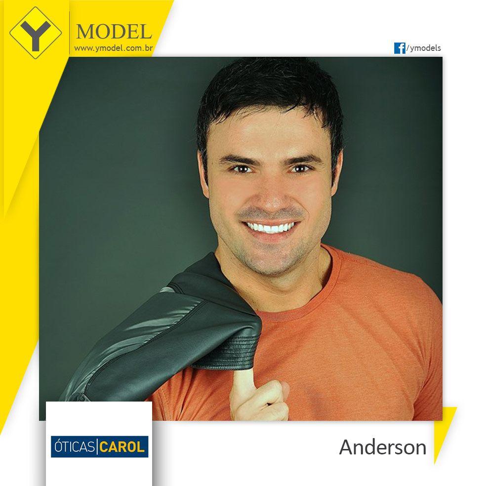 33c7407520708 Começando o dia com novidade  Anderson foi aprovado para trabalhar junto  com a Óticas Carol