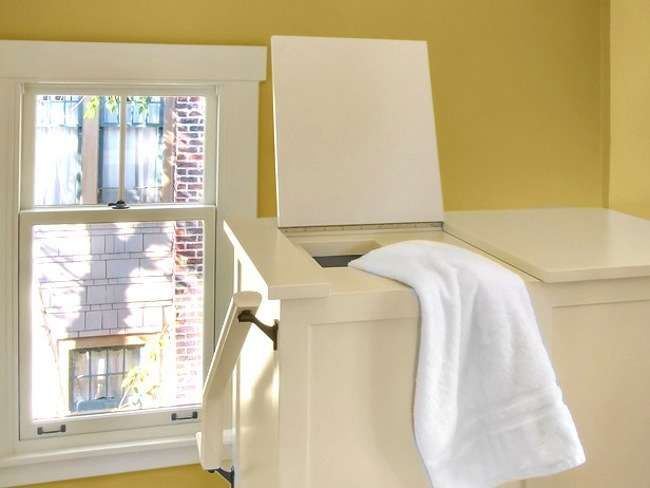 How To Make Your Own Laundry Chute Send Your Laundry Straight To