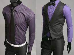 Purple shirt black vest forex time table