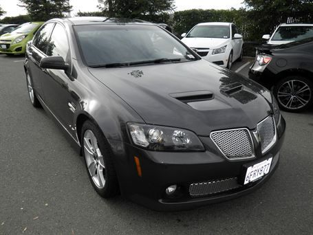 2008 Pontiac G8 Gt In Fresno Ca 10086652 At Carmax