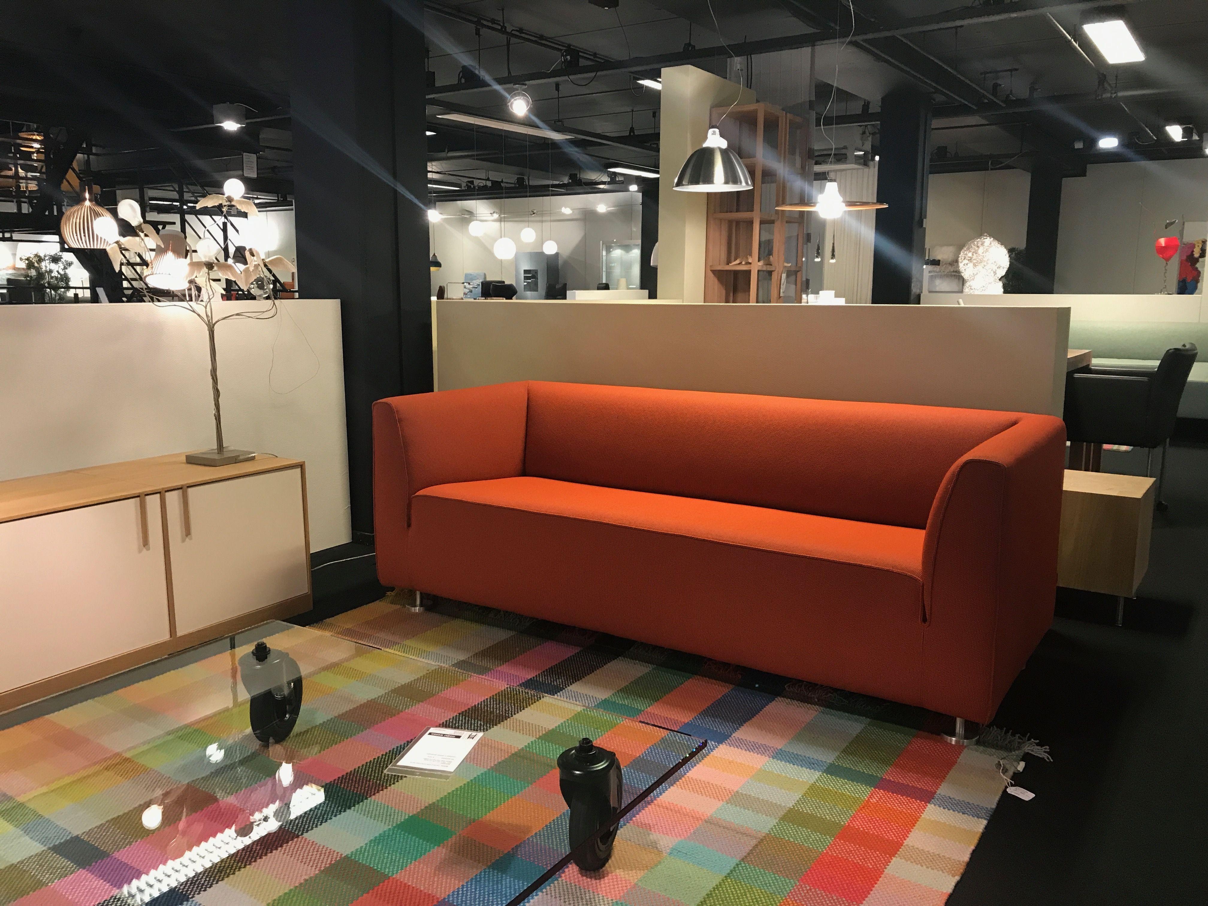 Design Bank Oranje.Gelderland Bank 4800 Design Henk Vos In De Oranje Stof Opera