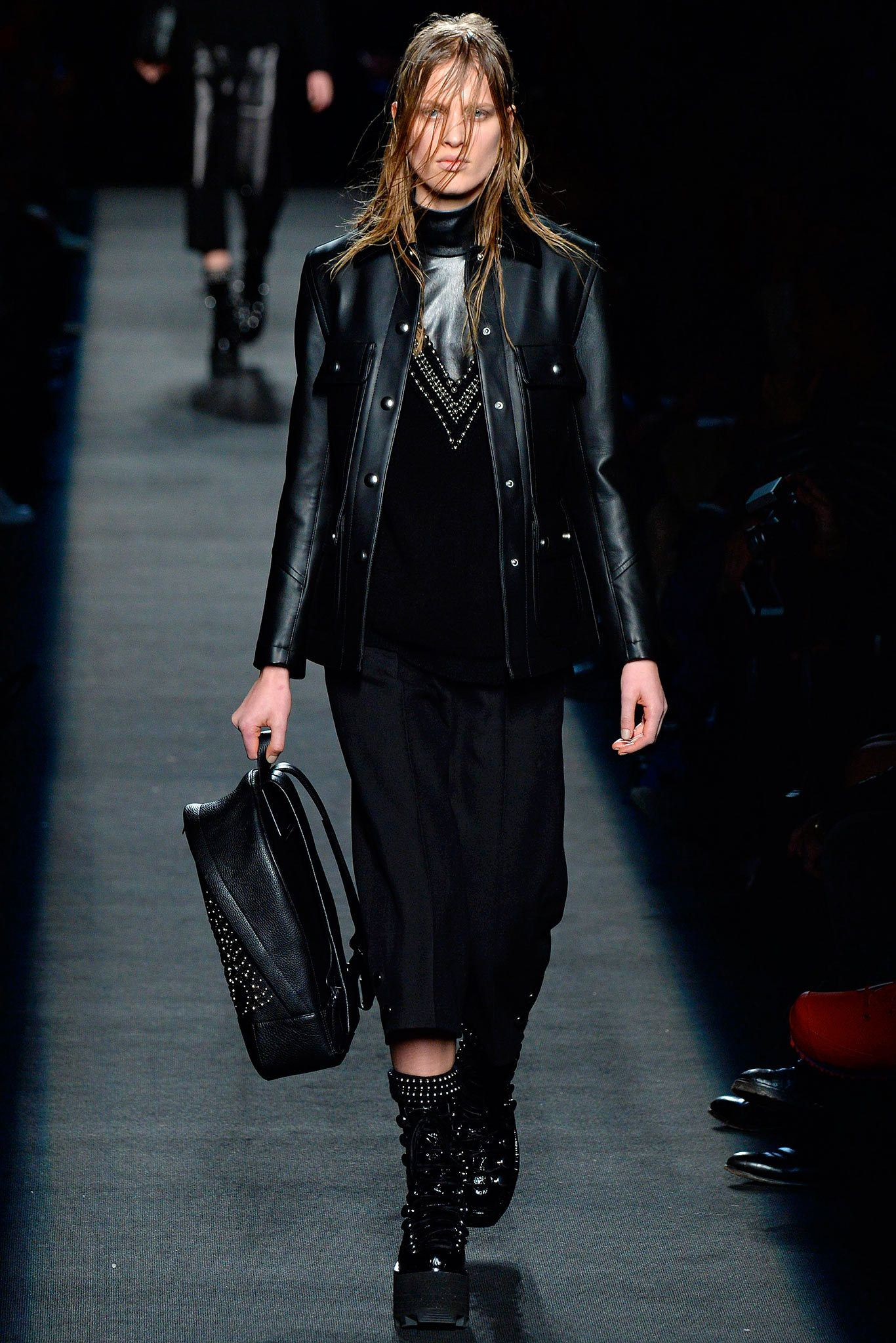 Laura Julie, Alexander Wang, Fall 2015 Ready-to-Wear