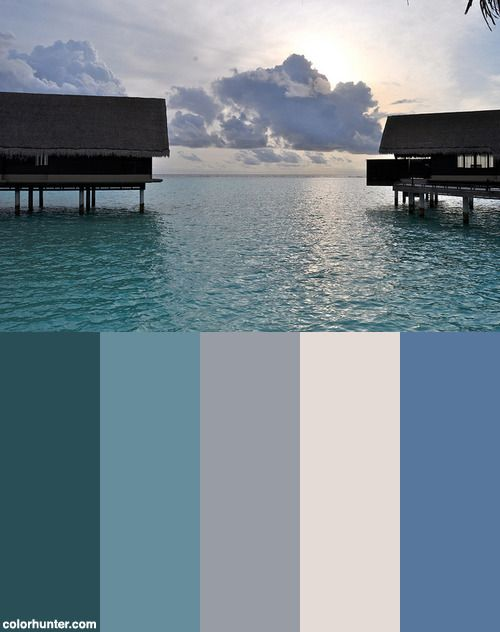 Maldives+Color+Scheme