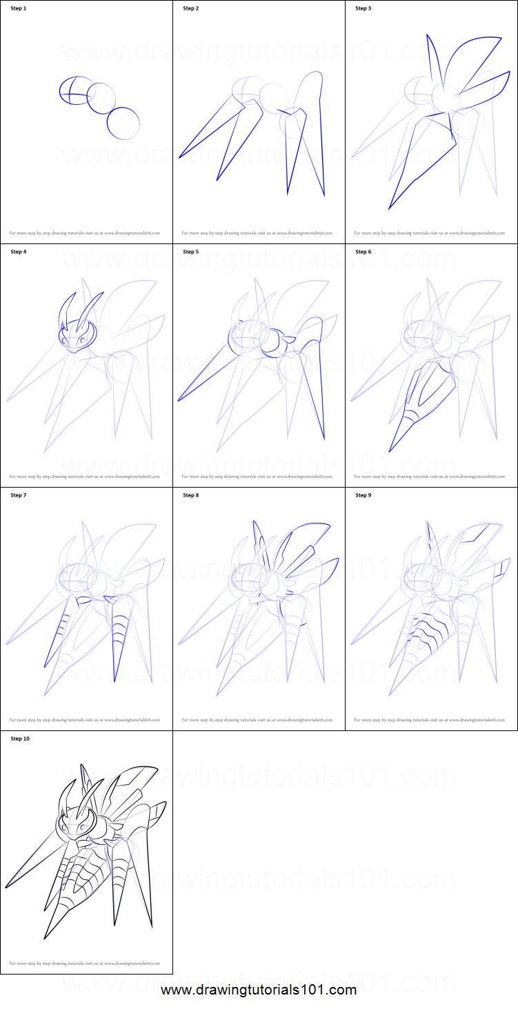 Mega Beedrill Drawing Sheet Pokemon Drawings Pokemon Coloring Pages