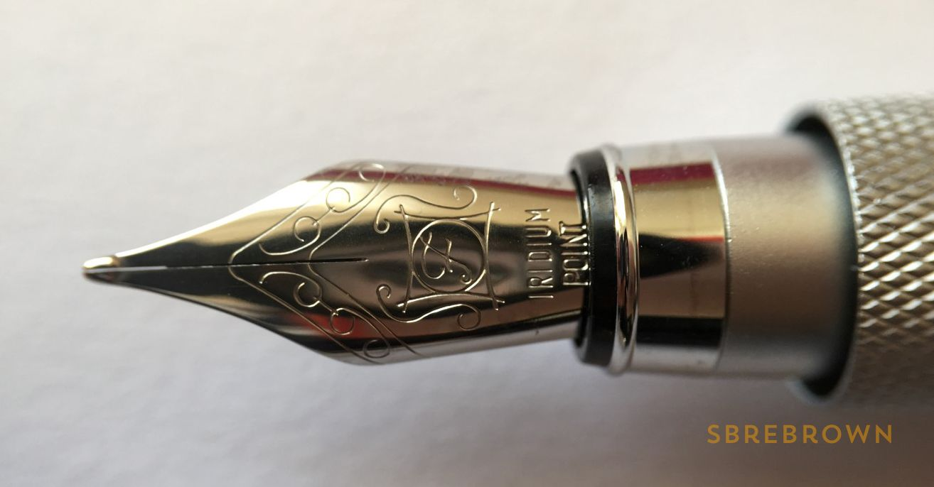 Muji Aluminum Fountain Pen Review (1)