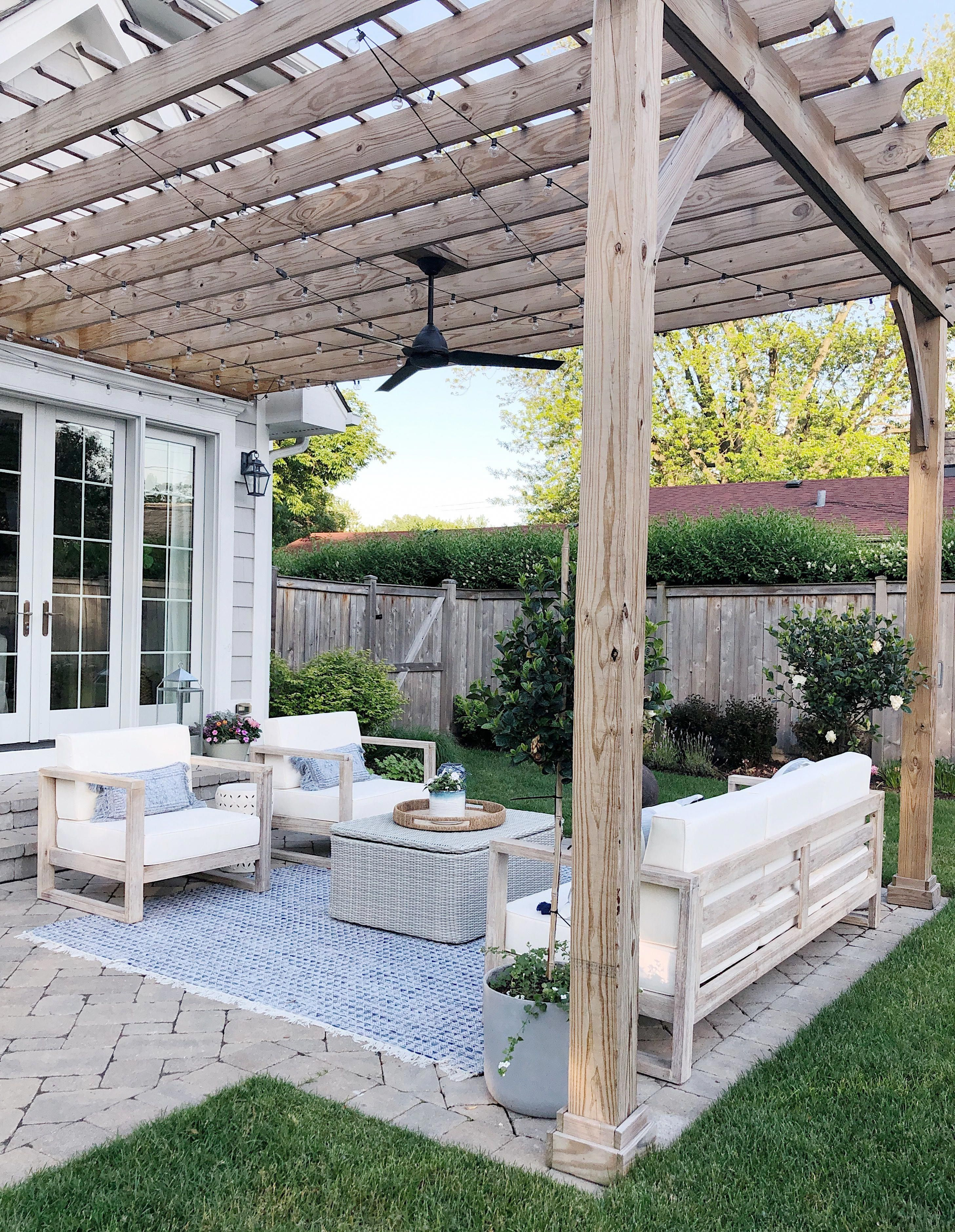 beach pergola ideas on this excellent beach cottage california can be a very inspiring and awesome idea beachcottagecal backyard patio designs outdoor patio decor outdoor rugs patio backyard patio designs