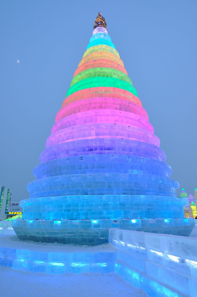International Ice and Snow Festival, Harbin, China