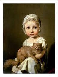 Louis Leopold BOILLY Portrait de Gabrielle Arnault