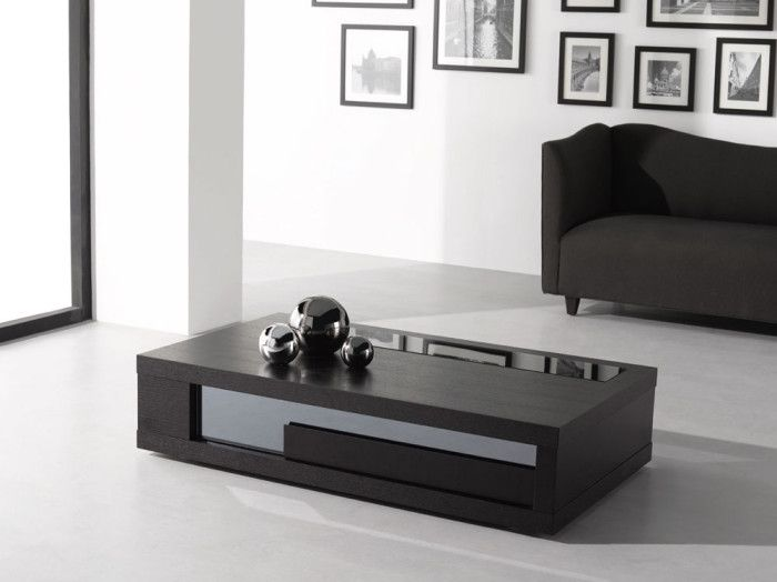 Great Rectangular Coffee Table In Modern Living Room Stained  Part 32