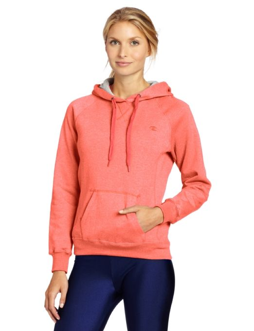 c0c8a57ab Amazon.com: Champion Womens Eco Fleece Hoodie: Clothing | My ...
