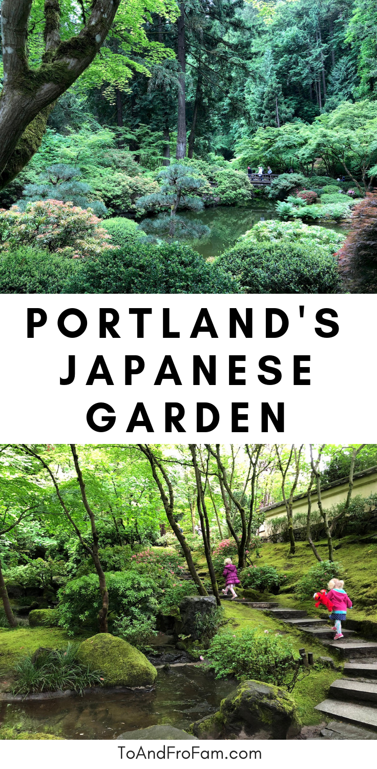 Photo of Planning a vacation in Portland, Oregon? The Portland Japanese Garden is a gorge…