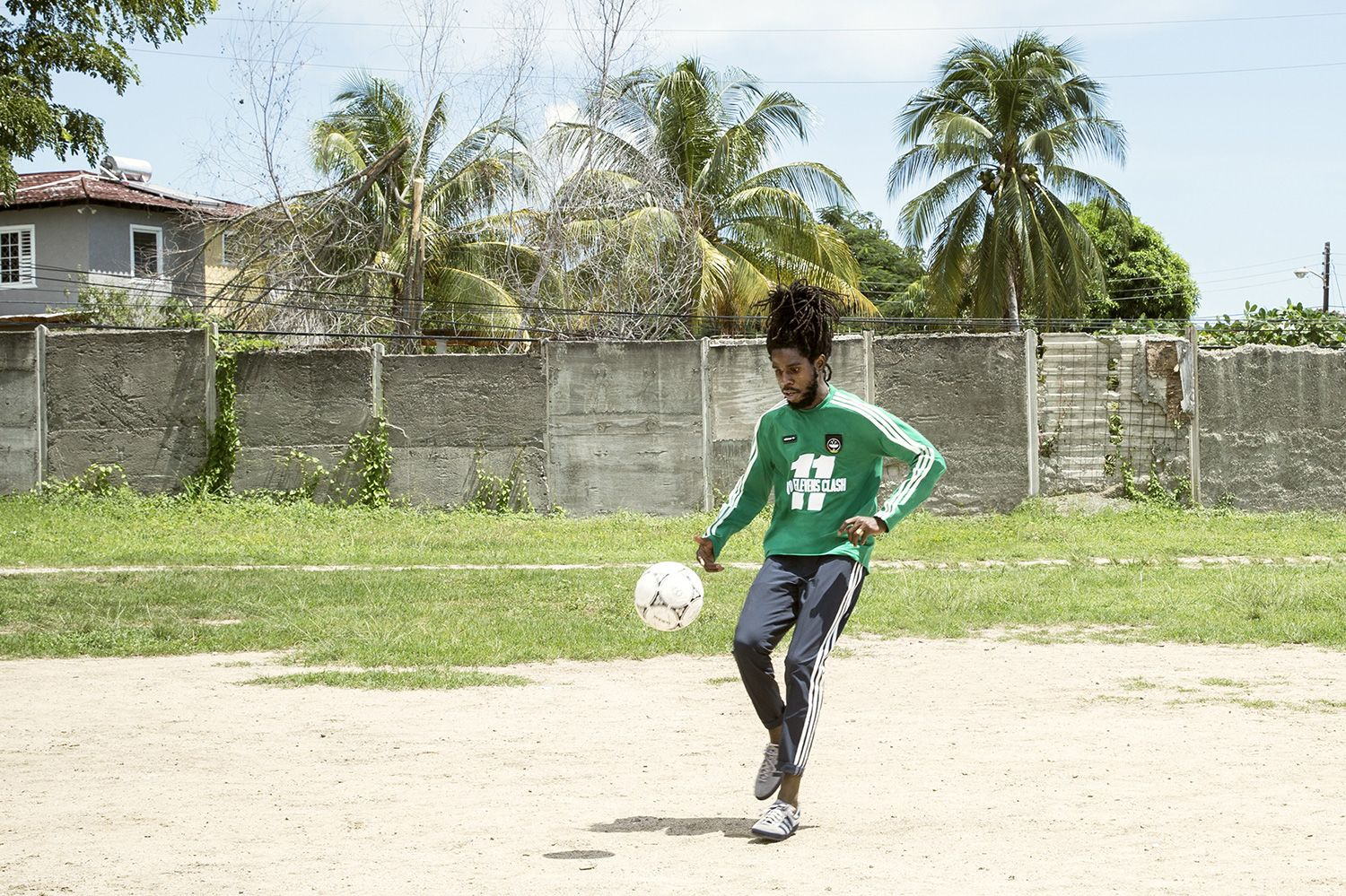 For SS17, adidas SPEZIAL explores the deep connection between British and Jamaican subcultures, with a lookbook and video starring reggae artist Chronixx.