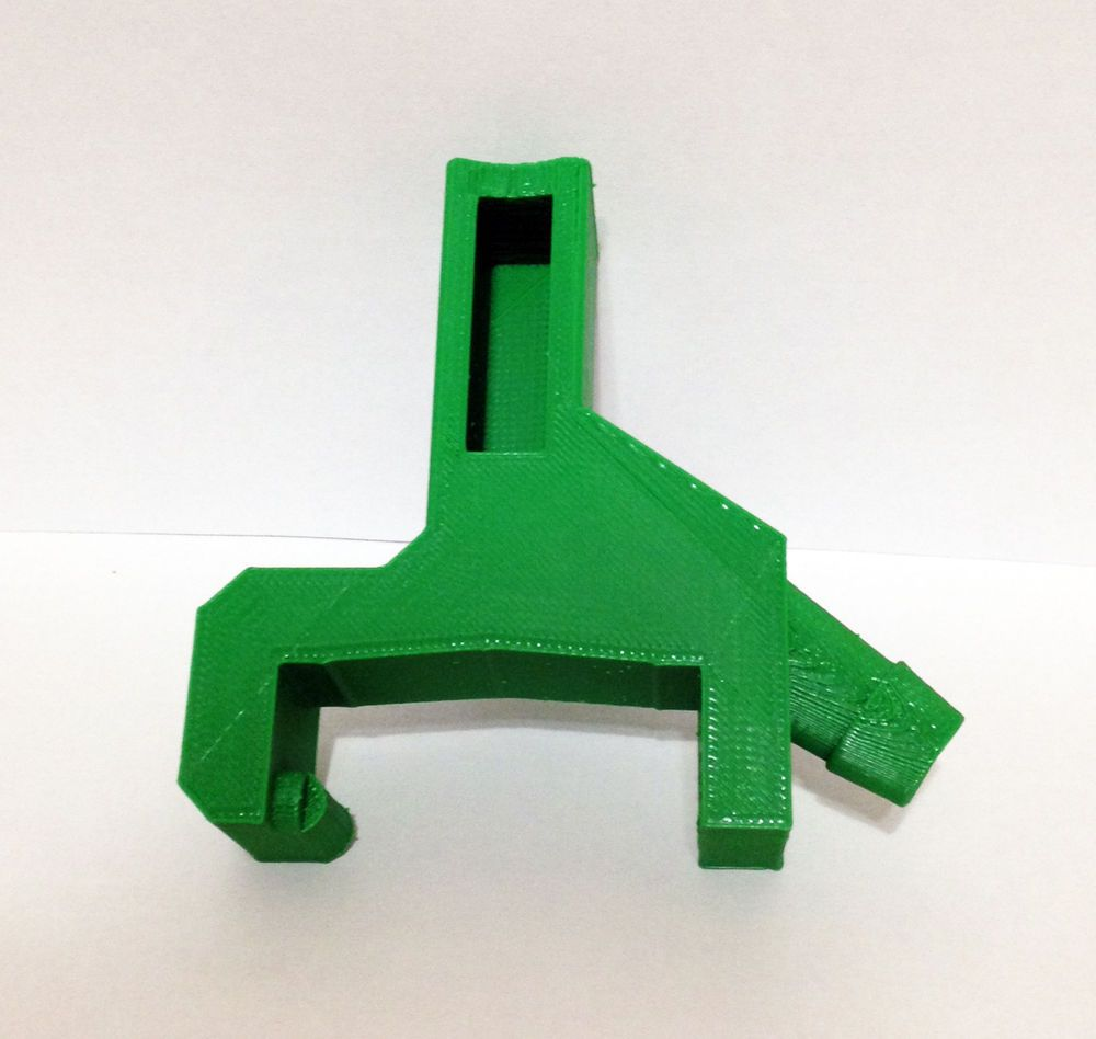 Easy Primer Catcher Green For Rcbs Rock Chucker Reloading Press Tube Outlet Jig Reloading Press Rcbs Reloading
