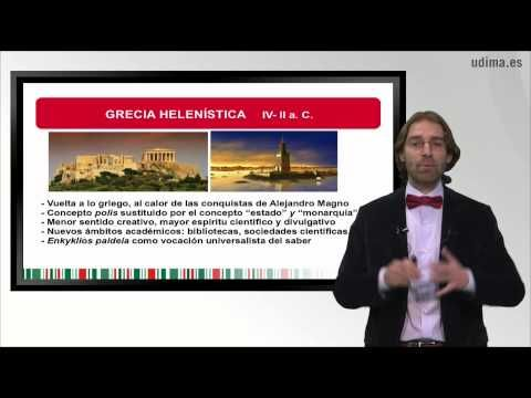 Historia de la educación griega 2/2 - YouTube