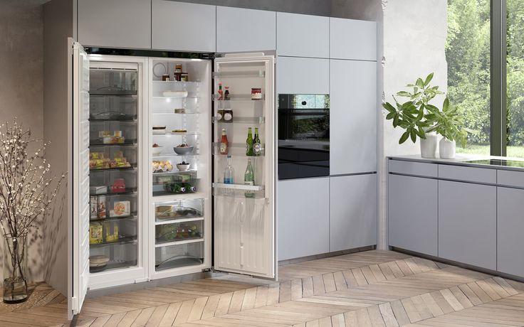 Beer Kuchen Manufaktur V Zug Side By Side Kuhlgerate Vzug Kuhlschrank K Kitchen House Interior French Door Refrigerator