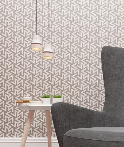 Geometric Wall Painting Pattern Stencil
