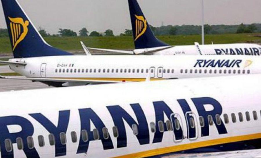 Aviões da Ryanair colidem em aeroporto de Dublin - veja o vídeo | #Boeing737, #Colidir, #Pista, #Ryanair