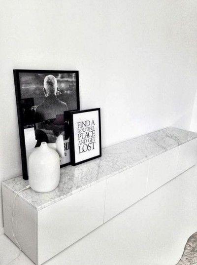 customiser un meuble besta ikea