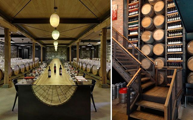 Decofilia blog decoraci n y dise o de vinotecas vino - Decoracion de vinotecas ...