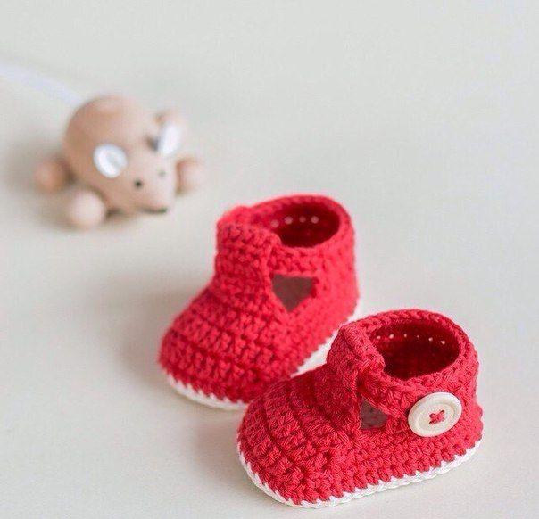 Pics Photos Zapatitos Para Bebe Tejidos Crochet Botitas Zapatos Mxn ...