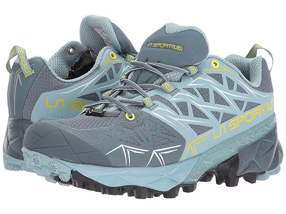 La Sportiva Akyra GTX (SlateSulphur) Women's Shoes. Please