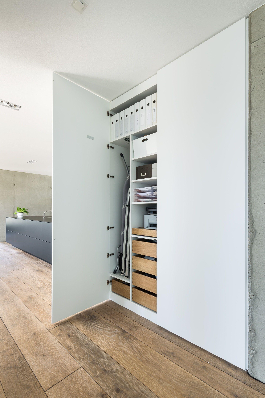 Küchen ganz individuell: Einbauschränke  Einbauschrank