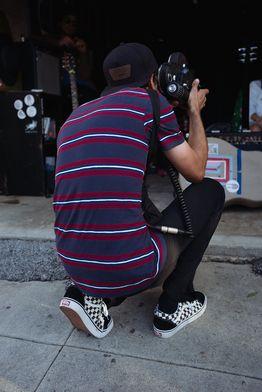 vans old skool checkerboard homme