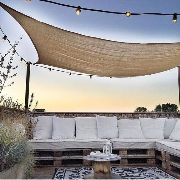 +21Ideas To Rooftop Deck Ideas Roof Terraces Balconies 89 - freehomeideas.com #rooftopterrace