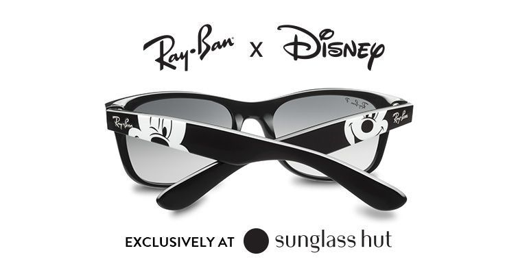 431c875f872 RayBan Disney Mickey Mouse sunglasses