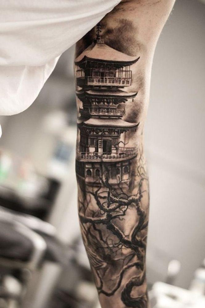 ▷ 1001 traditional Tattoo Ideen + Information über ihre Geschichte und Symbolik