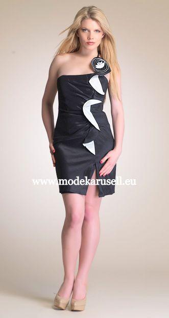 Cocktailkleid Abendkleid 2013 Online in Schwarz Gr 34 bis Gr 64 auch ...