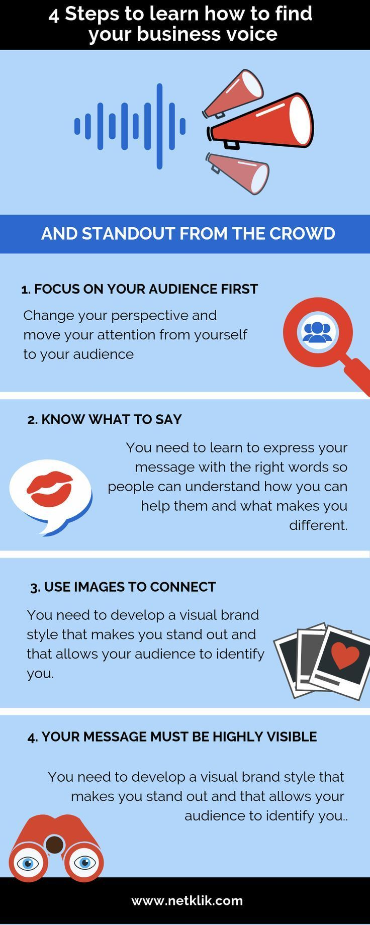 How to find your business voice (and standout from the