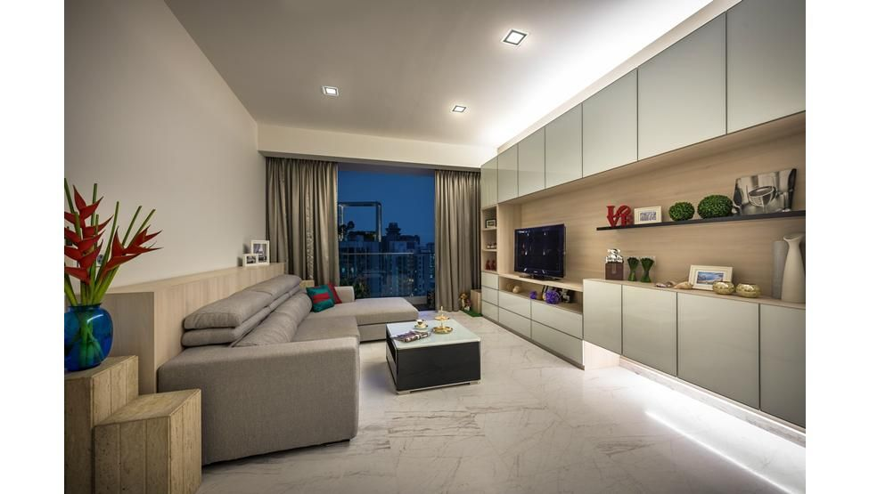 Living Room Design Singapore With Images Interior Design