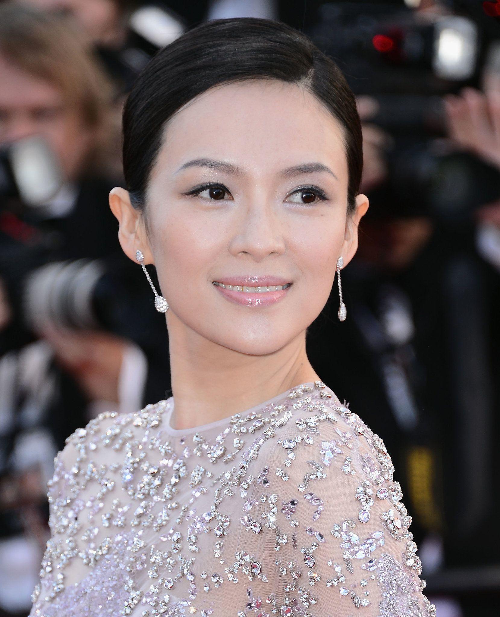 Zhang Ziyi Nude Lipstick - Zhang Ziyi Beauty Looks