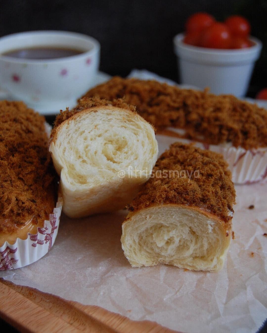 Bismillah Selamat Pagi Teman2 Rabu Itu Roti Sudah Lama Nih G Ikutan Posbadak Bersama Teman2 Emba Kali Ini Saya Buat Roti Abon Food Roti Bread