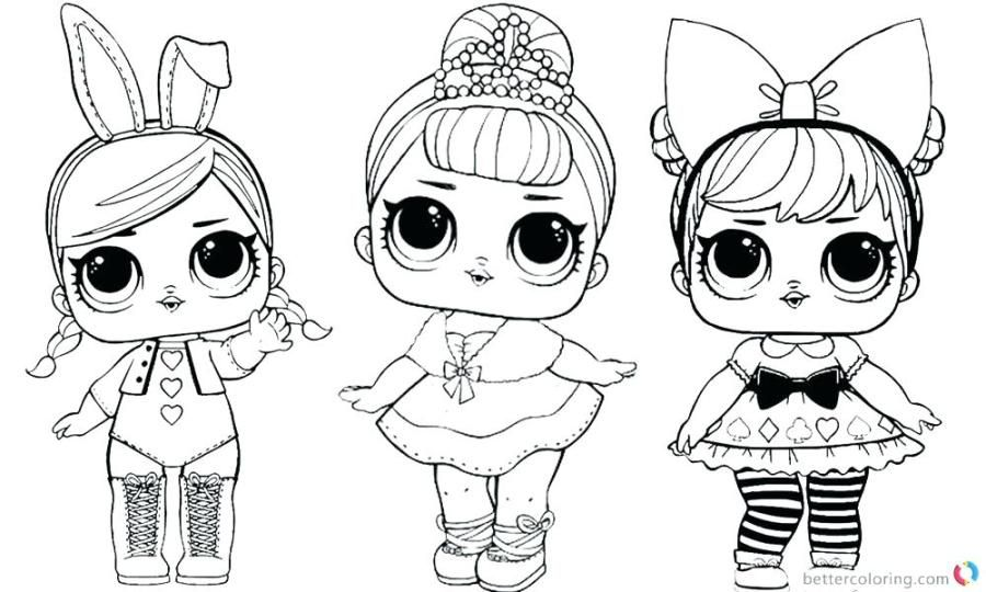 The Best Free Printable Lol Doll Coloring Pages Salvador Blog Unicorn Coloring Pages Baby Coloring Pages Barbie Coloring Pages