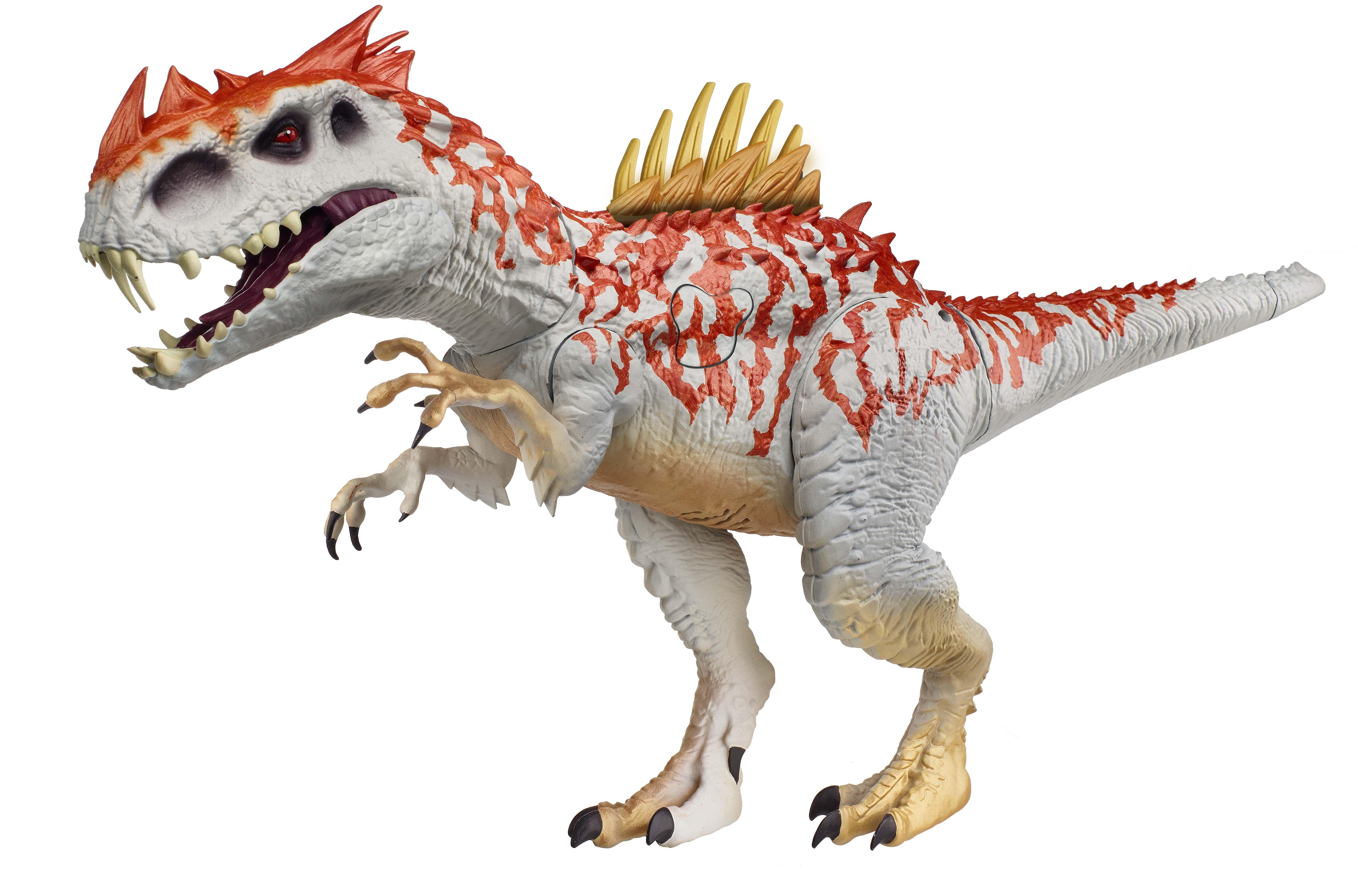 Hybrid Rampage Indominus Rex Jurassic park toys