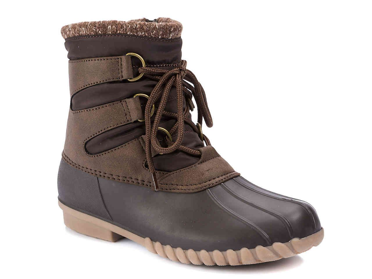 Bare Traps Fianna Duck Boot   Boots
