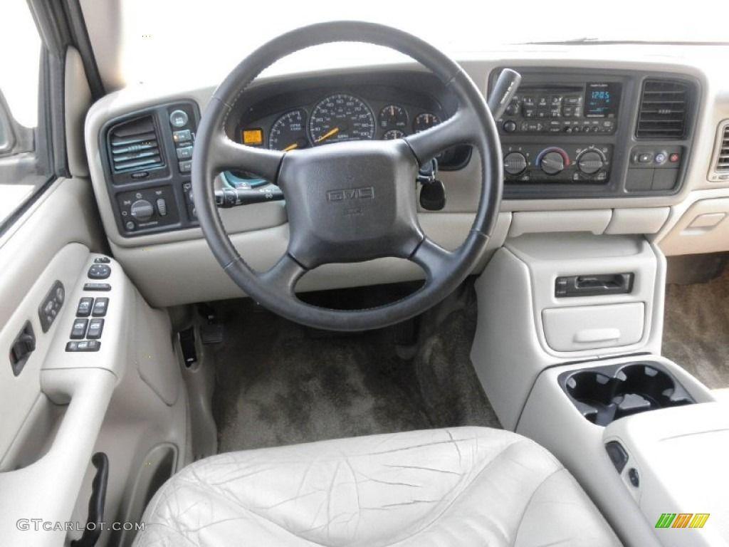 2001 gmc yukon interior 2001 gmc yukon slt 4x4 neutral tan
